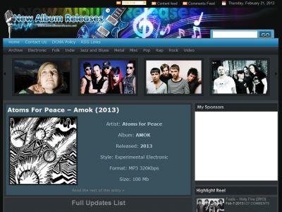 newalbumreleases.net